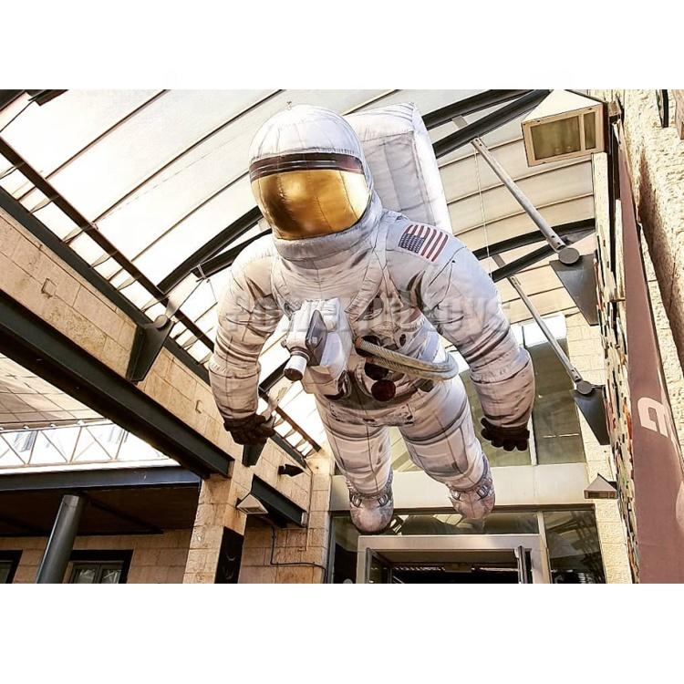 5mH inflatable advertising Astroman decoration Inflatable Helium Astronaut toy for concert