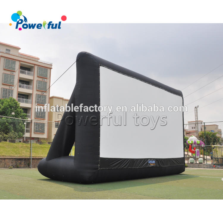 New 2020 inflatable movie screen drive in movie theater for sale