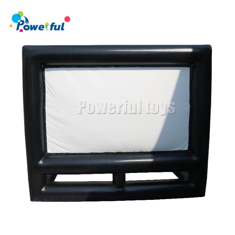 open air cineminflatable indoor outdoor movie screen