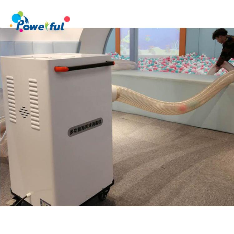 Automatic Ocean Ball Clean Washing Machine Plastic Ball Dry Machine For Indoor Playground Kids Ball Pool