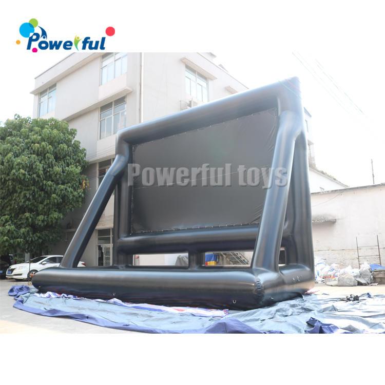 open air cineminflatable indoor outdoor movie screen