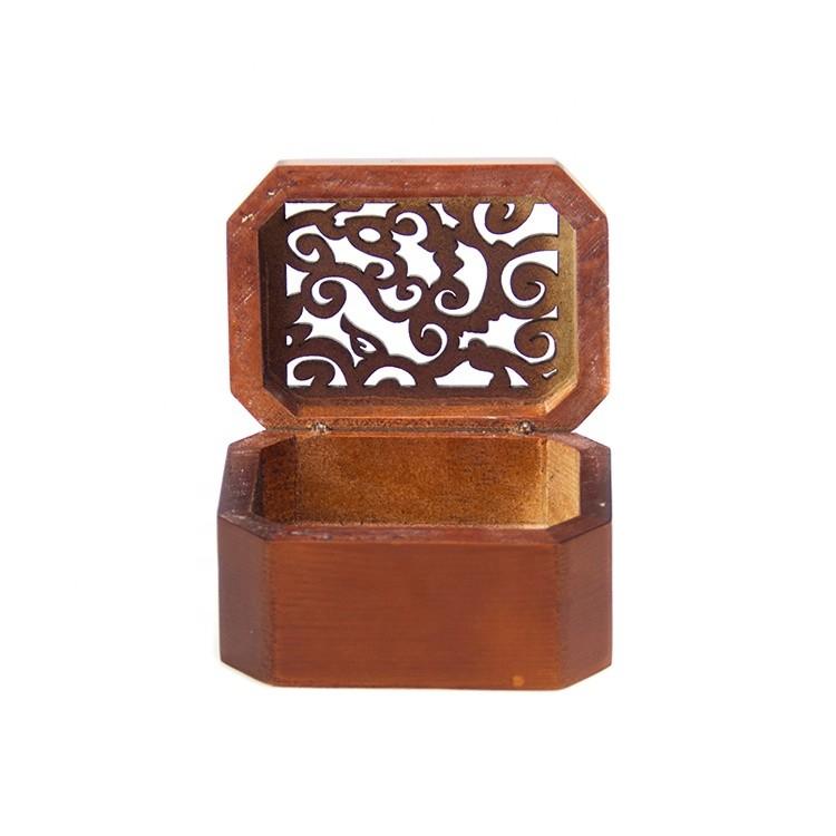 christmas holiday classical woodenjewelry music box