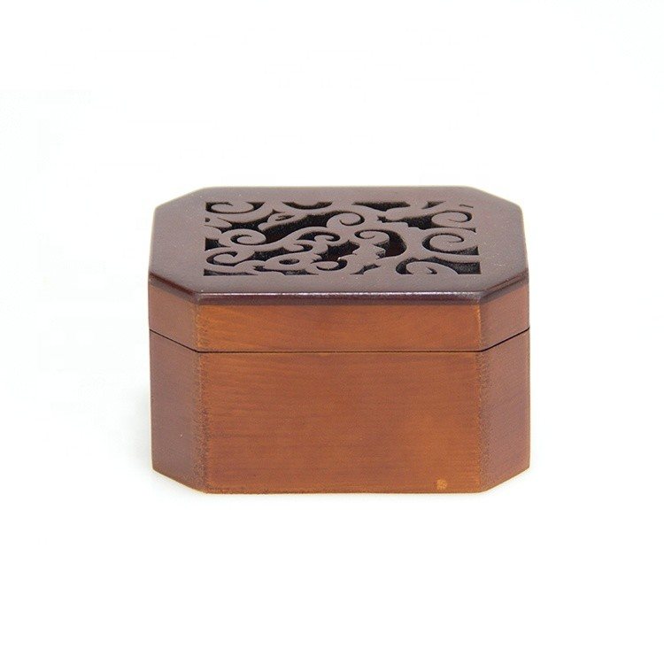 Specialty Customizable Simple Small Wooden music Box
