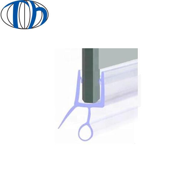 Dustproof Soundproof weather gasket TPE PVC EPDM rubber sealing strips for wooden door fram seal