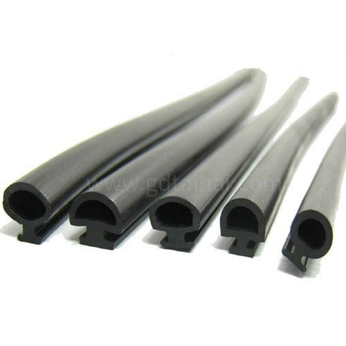 China factory produce automotive rubber parts for sunroof rubber seal