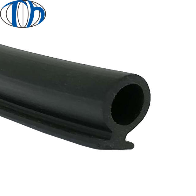 T shape rubber seal strips for security door, glass door sealing strips, soundproof sealed strip for car