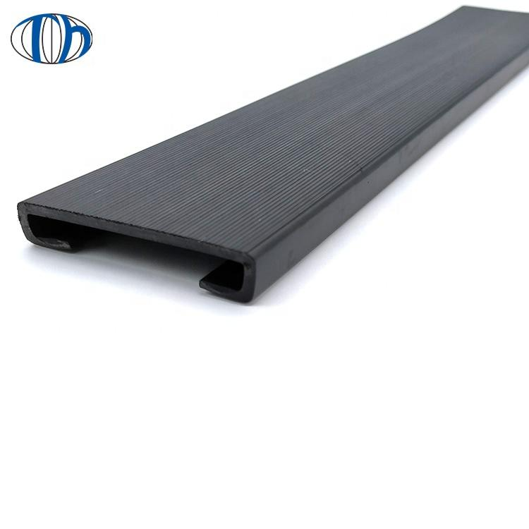 EPDM/SILICONE waterproofl shape flat rubber seal strip