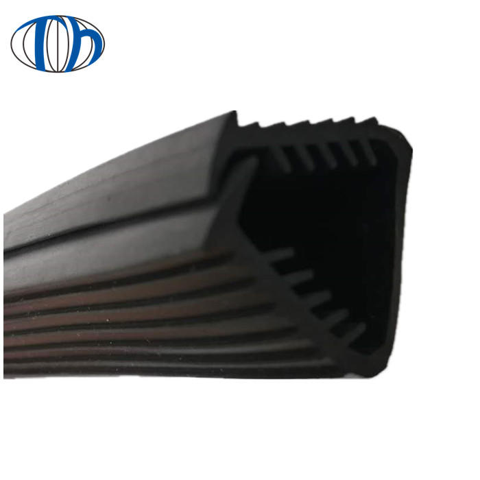 30*29 mm rubber u channel pvcrubber strips extruded rubber strip for car protection