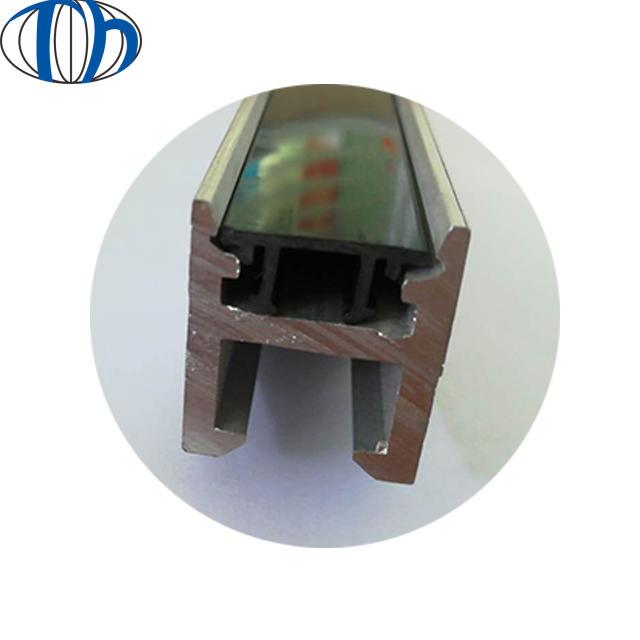 Door & Window Accessories EPDM Rubber Aluminum Window Seal Strips Extruded Rubber Seals