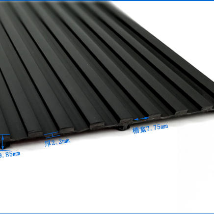 Customized square flexible rubber bellows of air dust -free