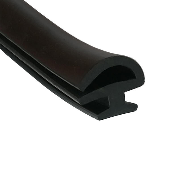 tailgate h channel glazing rubber h channel seal strip