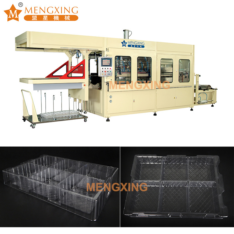 Mengxing OEM Vacuum Forming Machine Customized Blister Machine Tray/ Box/ Plate/ Shell Plastic Processing Machine Made in China