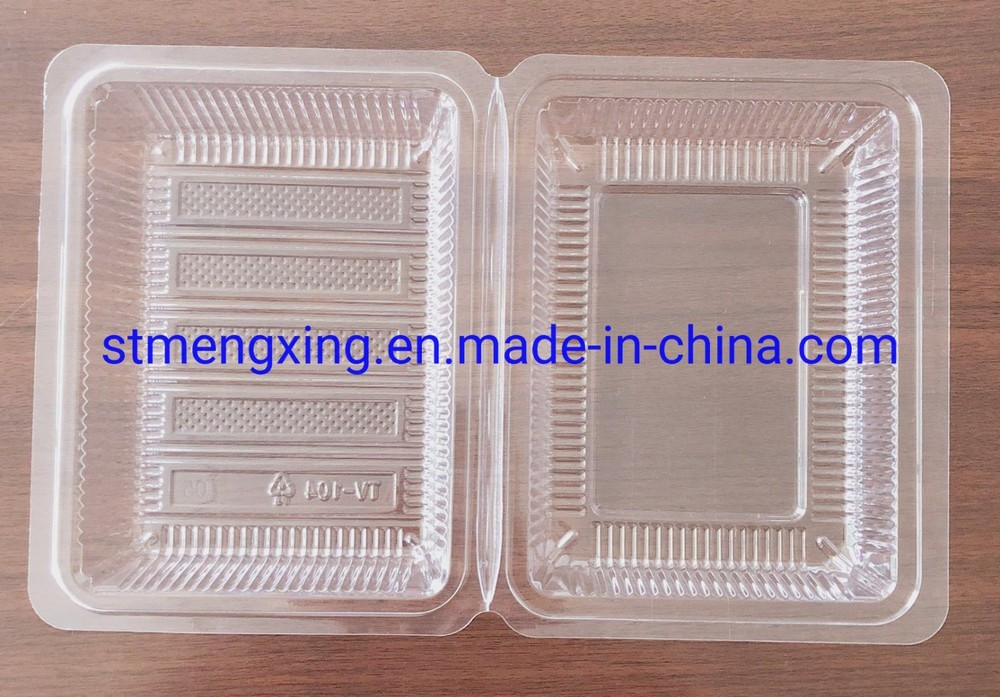 High Speed Clamshell Box Forming Machine (Mengxing)
