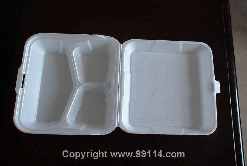EPS Lunch Box Foamed Machine