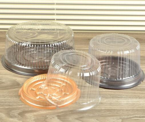 Disposable Plastic Cake Box Making Machine (XC46-71/122-BWP)