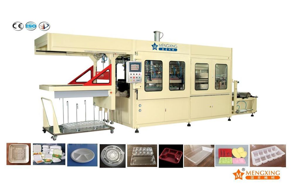 Vacuum Machine for Fast Food Containers