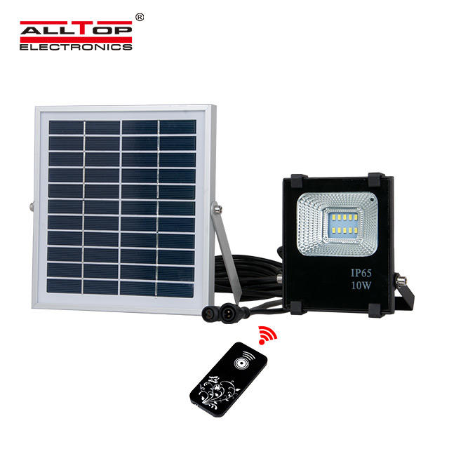 Most powerful basketball court 12 v 10 20 30 50 100 watt solar sensor mini led flood light