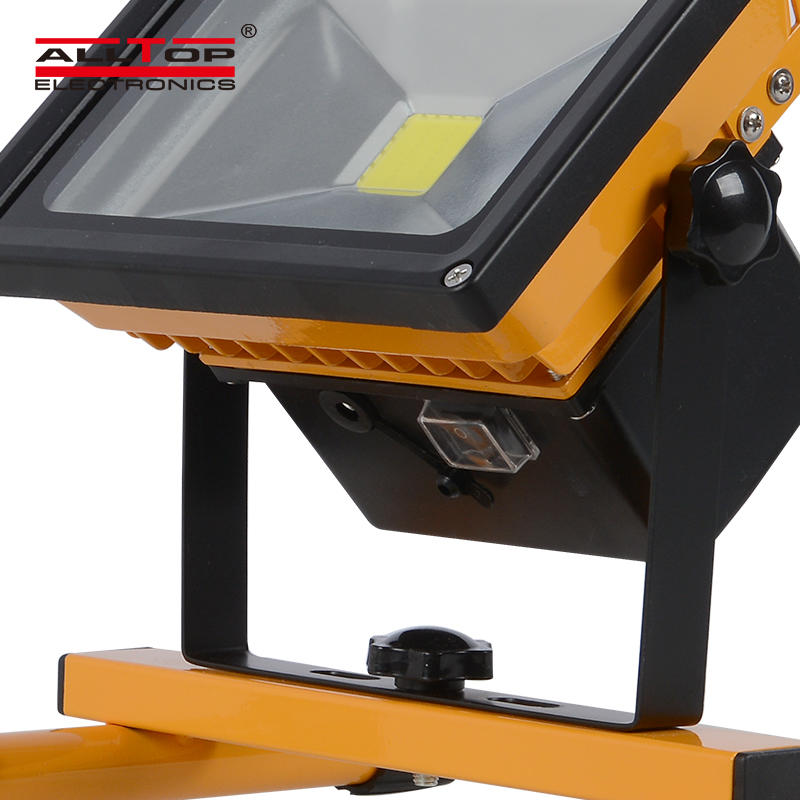 10w 20w 30w 50w Time Control Outdoor IP65 Waterproof Floodlight Solar LED Flood Light