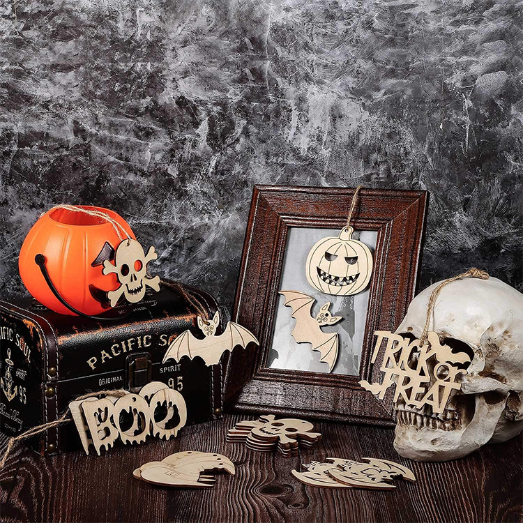 party supplies halloween home decoration set yard decors for children