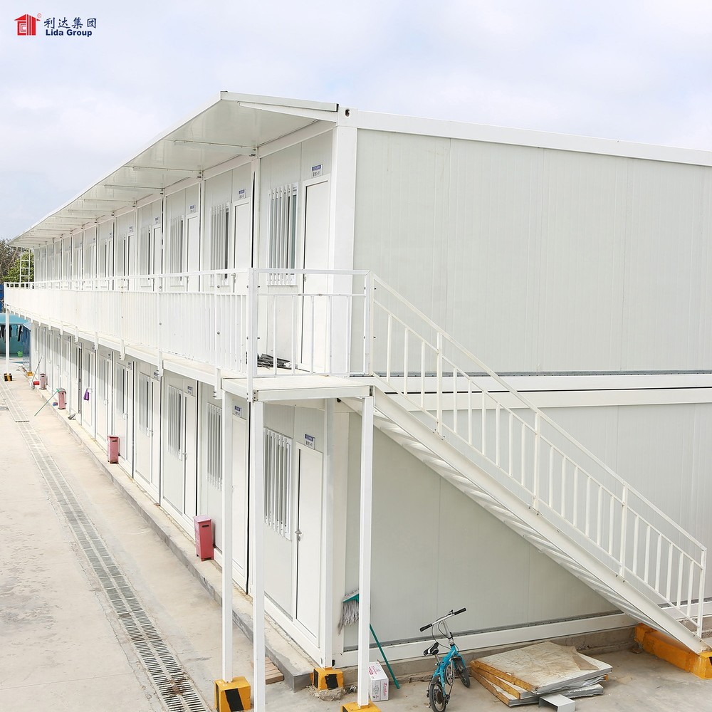 Prefabricated container house prices, container house china
