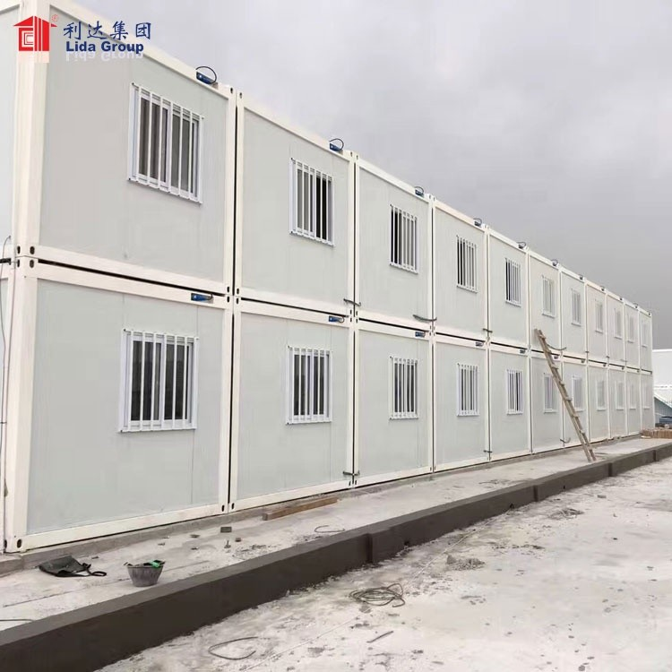 mining container, mining container camp