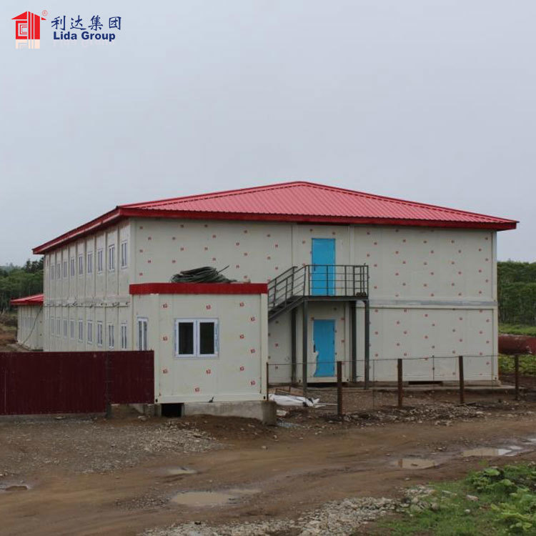 Sri Lanka containers house 40ft, Sri Lanka prefab container 40 ft house