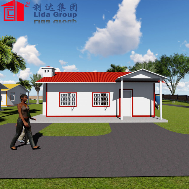steel structure materials cheap prefabricated house temporary mobile housing