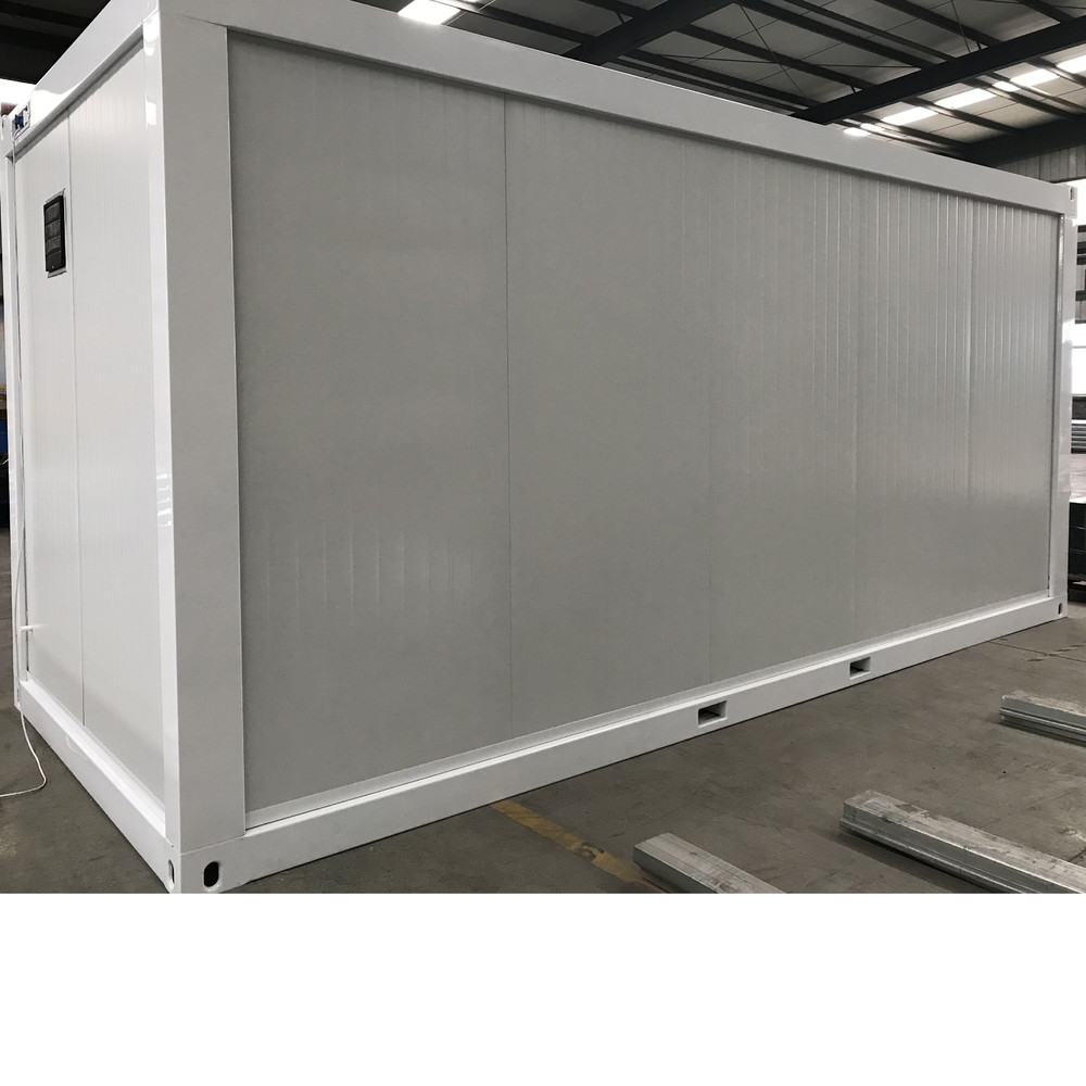 Construction worker Accommodation container house flat pack