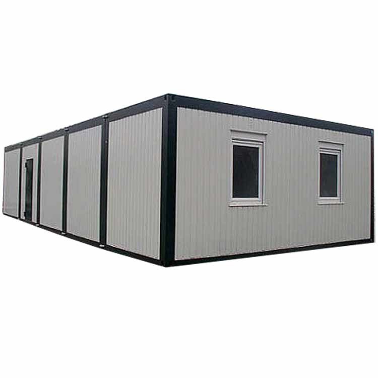 Luxury Prefab Customized Prefabricated House Temporary Refugee Camp