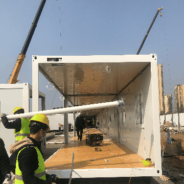 China and Africa Refinery Oil Gas pROJECT Constructionsite temporary camp