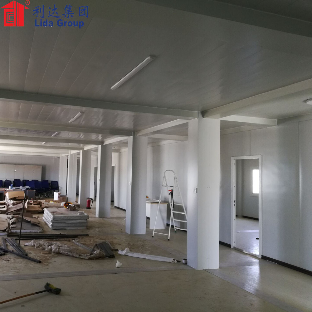 Saudi Arabia and Chile container house worker accommodation unit
