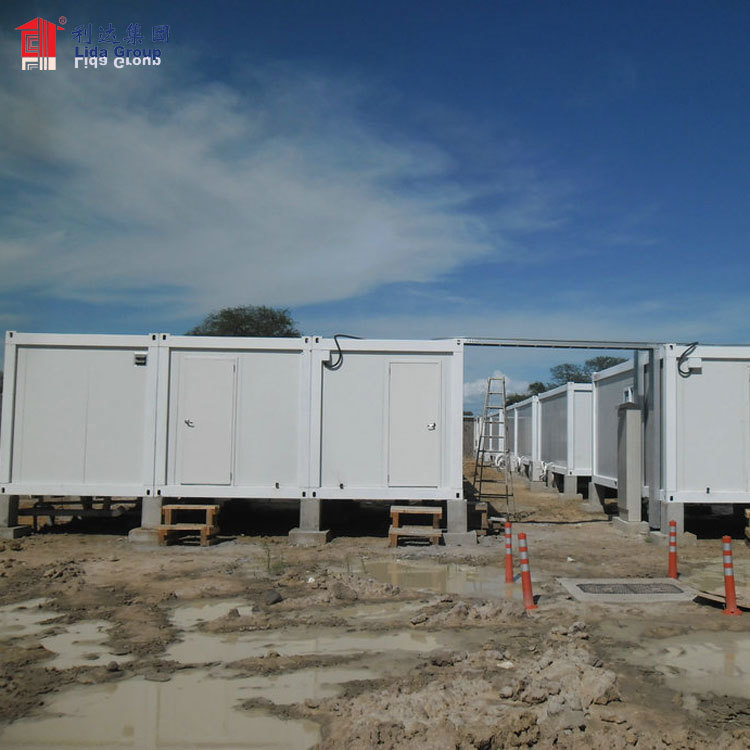 Modular container house mauritius, prefab house container