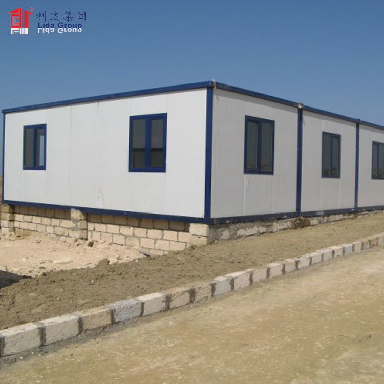 Low cost prefab container house, low cost container houses build in thailand