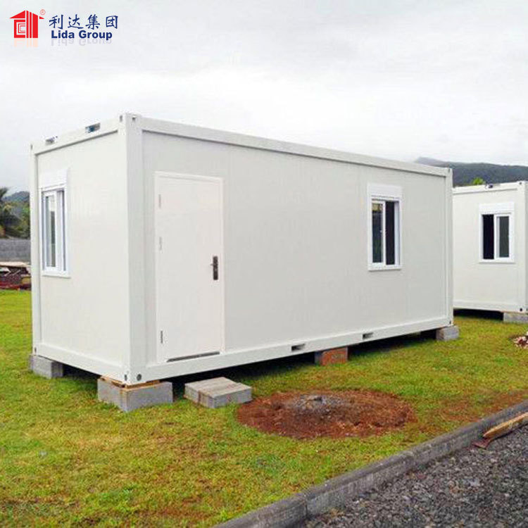 Knockdown container house, low cost container house in thailand