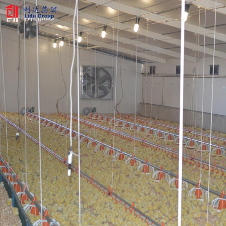 Hangars pour ferme avicole for Cote D'ivoire, poultry farm supplies