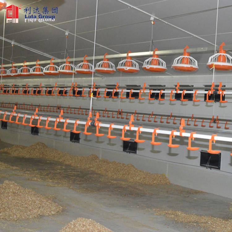 Poultry farm house design for Sri Lanka
