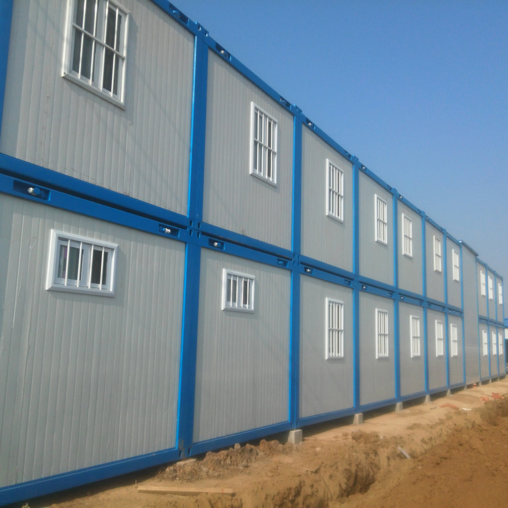 modular container house labour camp