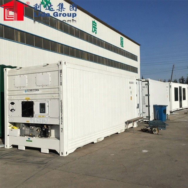 Prefabricated House Villa Dormitory for Family or Labors