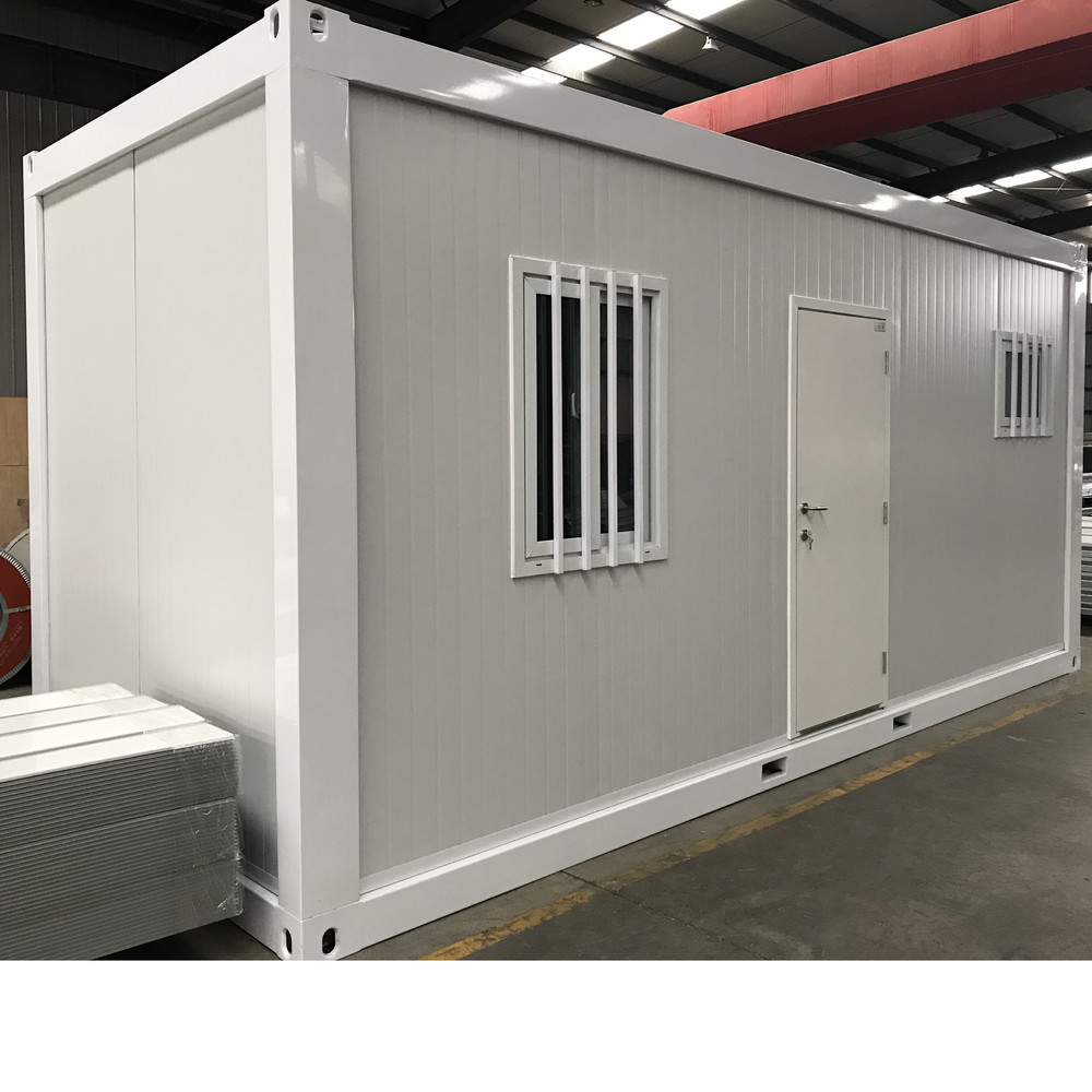 Africa lng projects quick installation flat pack container house