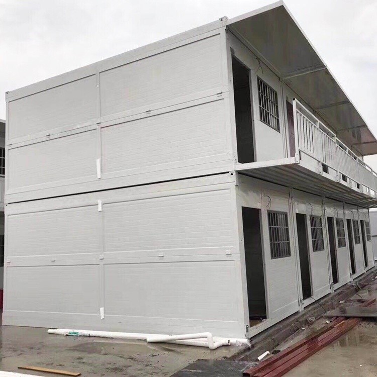 Mozambique Nigeria Indonesia Refinery Onshore project container house accommodation
