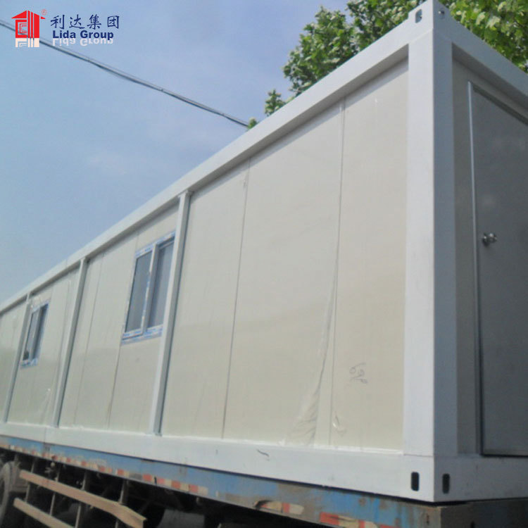 Buy south sudan container house prefabricated from Lida Group