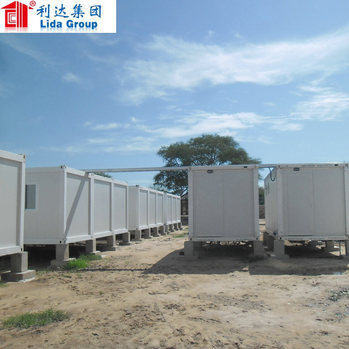 Chile Brazil Mining Fast delivery single floor Modular Container