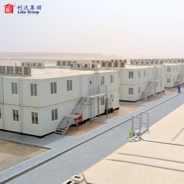 40 feet container house for Slovakia, prefabricated house prices container