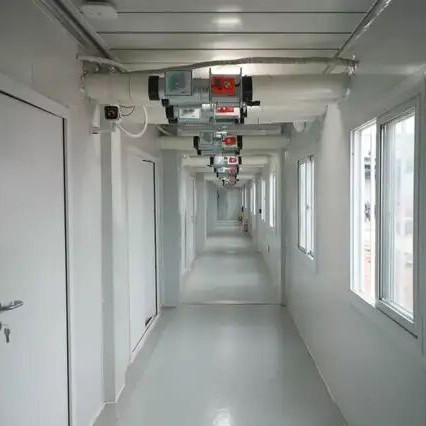 removeable modular container house hospital