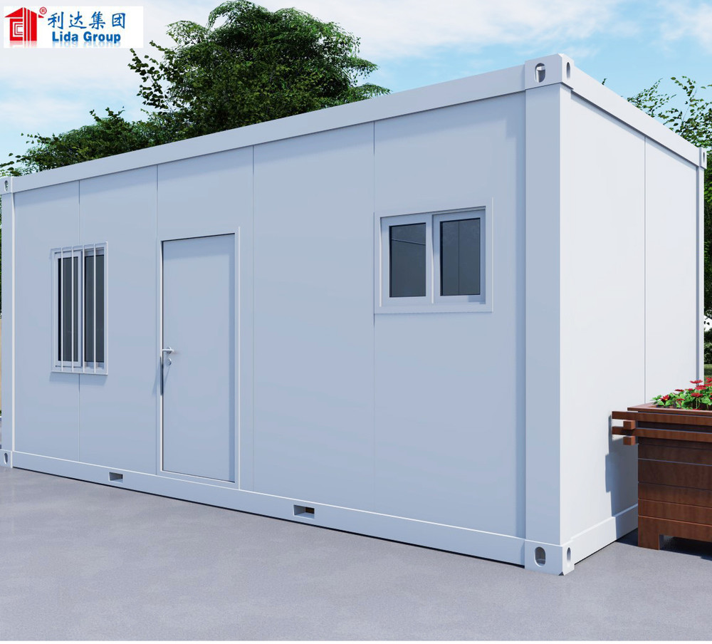 Luxury low cost Africa Nigeria and Mozambique Construction worker Accommodation container house
