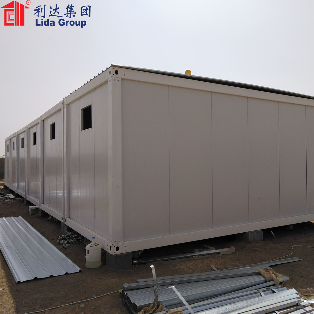 LNG and Gas plant labour camp container house