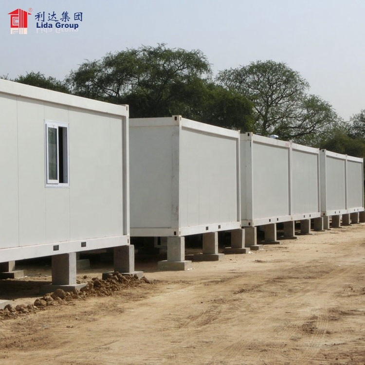 Uganda container house, 40 ft container house, container office