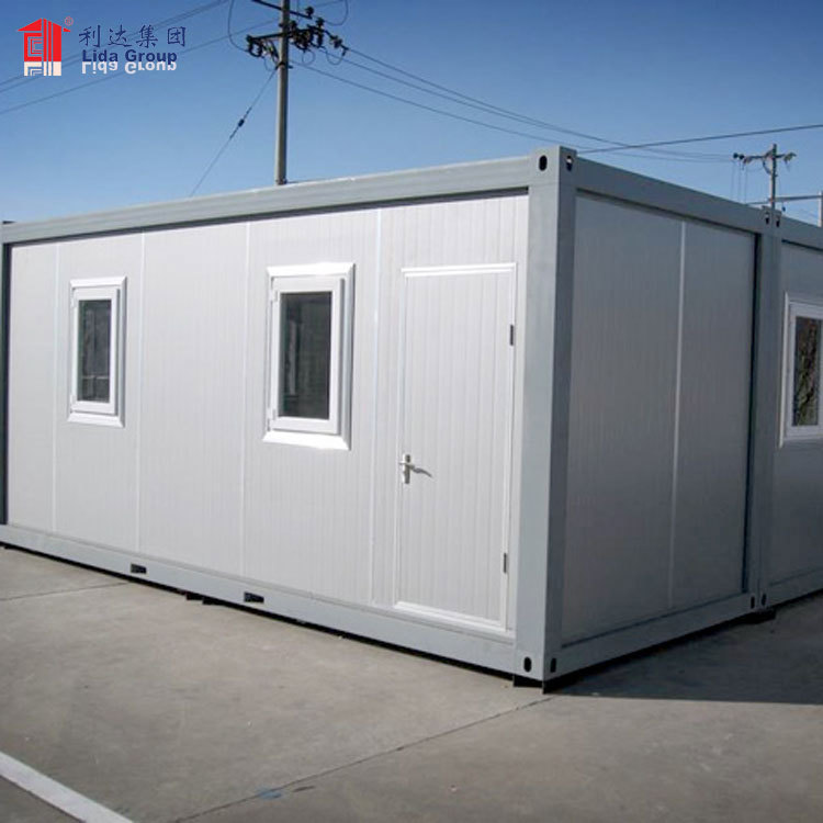 Bunk house container house floor plans, romania steel container house