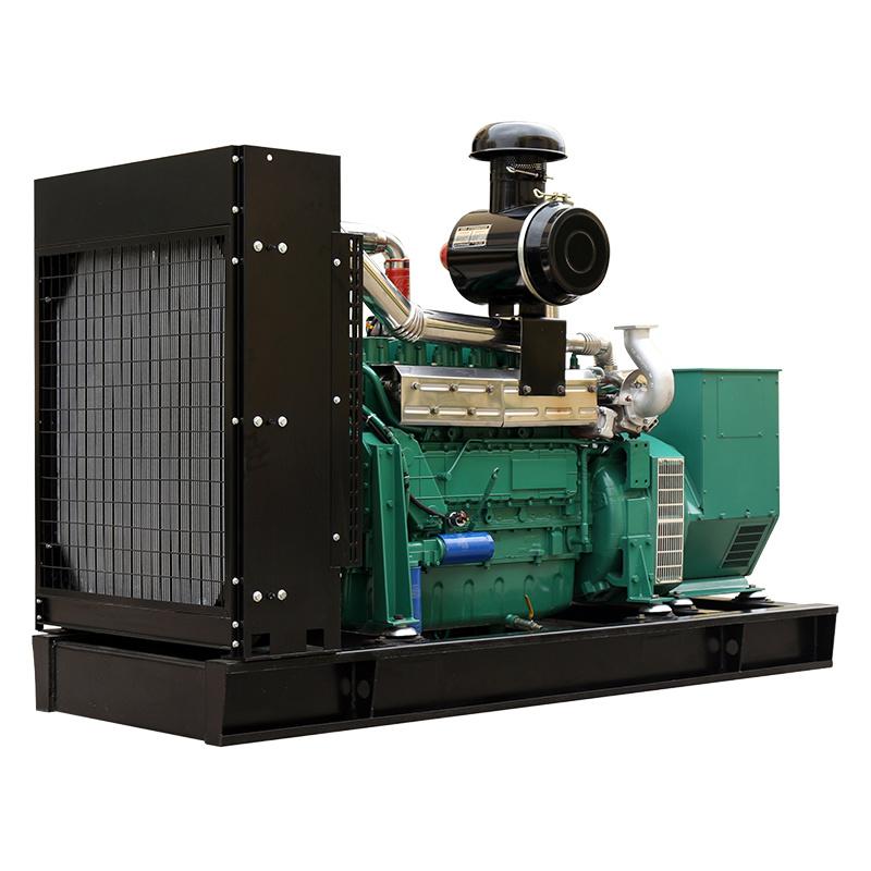 400v/230v Open Frame Clean Energy Factory Sales Natural Gas Portable Generator