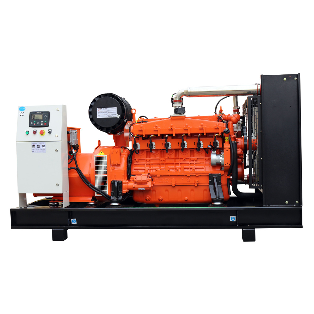 Home Generic Customized 24V Electric Start Low Consumption Generator Water Cooled Natural Gas